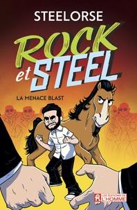 Livres audio gratuits en espagnol à télécharger Rock et Steel Tome 1 9782761950893 par Steelorse PDF DJVU
