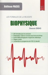 Steeven Bibas - Biophysique.