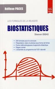 Steeven Bibas - Biostatistiques.
