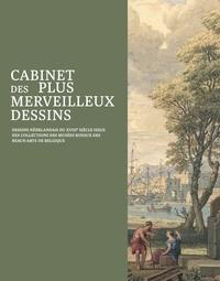 Stefaan Hautekeete - Cabinet des plus merveilleux dessins - Dessins néerlandais du XVIIIe siècle issus des collections des Musées royaux des Beaux-Arts de Belgique.