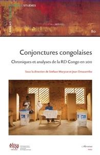 Stefaan Marysse et Jean Omasombo Tshonda - Cahiers africains : Afrika Studies N° 80, 2012 : Conjonctures congolaises - Chroniques et analyses de la RD du Congo en 2011.