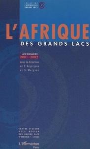 Stefaan Marysse - L'Afrique des Grands Lacs - Annuaire 2001-2002.