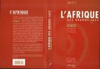 Stefaan Marysse - L'Afrique des grands lacs - Annuaire 1998-1999.