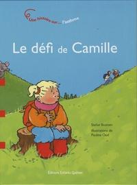 Stefan Boonen - Le défi de Camille - L'asthme.