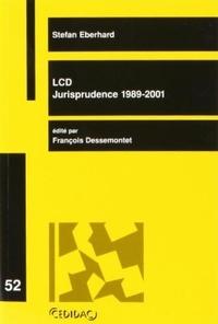 Stefan Eberhard - LCD Jurisprudence 1989-2001.