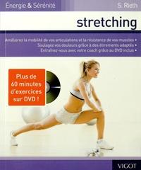 Stefan Rieth - Stretching. 1 DVD