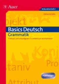 Basics Deutsch: Grammatik - Einfach und einprägsam. Grundwissen wiederholen (5. bis 10. Klasse).pdf