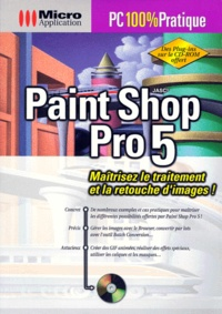 Deedr.fr JASC PAINT SHOP PRO 5. Avec CD-ROM Image