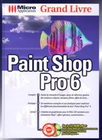 PAINT SHOP PRO 6. Avec CD-Rom - Stefan Schiffermuller  