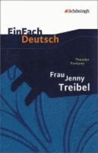 "Stefan Volk - Theodor Fontane: Frau Jenny Treibel. Textausgabe. Gymnasiale Oberstufe - Oder ""Wo sich Herz zum Herzen find't"". Gymnasiale Oberstufe."