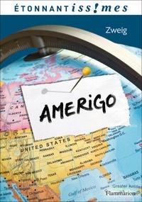 Stefan Zweig - Amerigo - Récit d'une erreur historique.