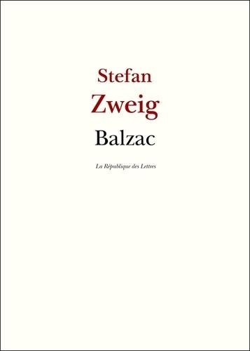 Balzac. Le roman de sa vie