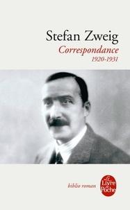 Stefan Zweig - Correspondance 1920-1931.