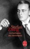Stefan Zweig - La confusion des sentiments - Notes intimes du professeur R. de D., roman.