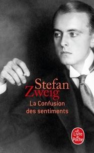 Livres téléchargeables sur ipad La confusion des sentiments  - Notes intimes du professeur R. de D., roman