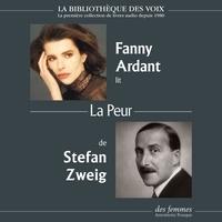 Stefan Zweig et Fanny Ardant - La Peur.