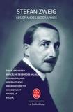 Stefan Zweig - Les grandes biographies - Emilie Verhaeren - Marceline Desbordes-Valmore - Romain Rolland - Joseph Fouché - Marie-Antoinette - Marie Stuart - Magellan - Balzac.