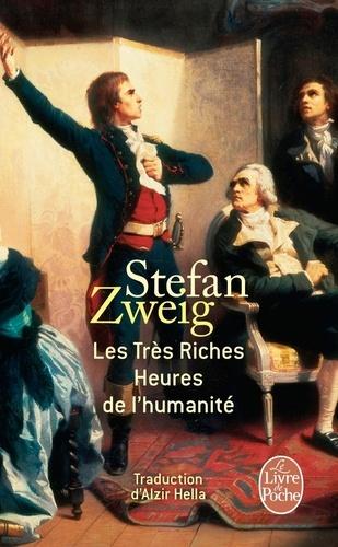 Les Très Riches Heures de l'humanité - Stefan Zweig - Format ePub - 9782253175230 - 6,49 €