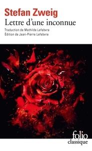 Meilleur livre audio téléchargement gratuit Lettre d'une inconnue par Stefan Zweig