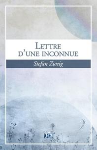 Lire des livres téléchargés sur ipad Lettre d'une inconnue 9782374534800 (Litterature Francaise)