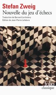Stefan Zweig - Nouvelle du jeu d'échecs.