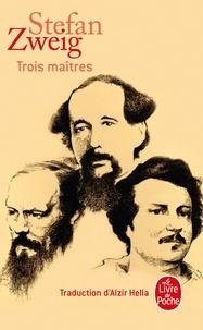 Rhonealpesinfo.fr Trois Maîtres - Balzac, Dickens, Dostoïevski Image
