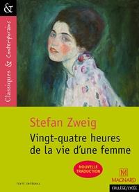 Stefan Zweig - Vingt quatre heures de la vie d'une femme.