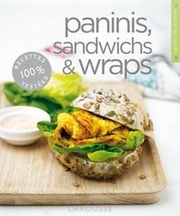 Stefania Corsi - Paninis, sandwichs & wraps.