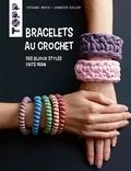 Stefanie Brych - Bracelets au crochet - Des bijoux stylés faits main.