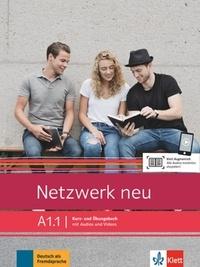 Stefanie Dengler et Paul Rusch - Netzwerk neu A1.1.