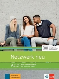 Openwetlab.it Netzwerk neu A2.2 - Kurs- und Ubungsbuch Image