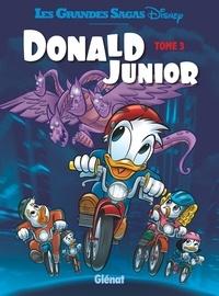 Stefano Ambrosio et Donald Soffritti - Donald Junior Tome 3 : .