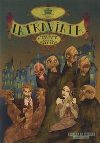 Stefano Ascari et Alberto Pagliaro - La Traviata - Adattamento a fumetti.
