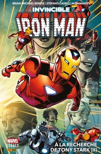 Invincible Iron Man Legacy T02 - 9782809488524 - 10,99 €