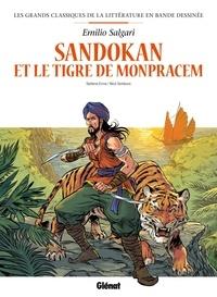 Stefano Enna et Nico Tamburo - Sandokan et le tigre de Mompracem.