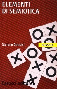 Stefano Gensini - Elementi di semiotica.