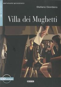Stefano Giordano - Villa Dei Mughetti - B1. 1 CD audio