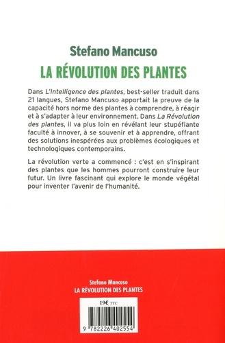 La révolution des plantes. Comment les plantes ont déjà inventé notre avenir