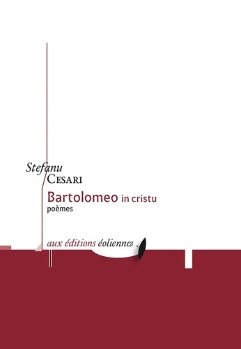Stefanu Cesari - Bartolomeo in cristu - Poèmes.