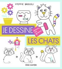 Steffie Brocoli - Je dessine les chats.