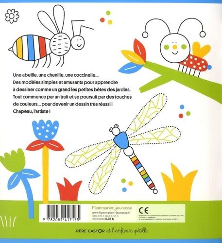 Je dessine les insectes
