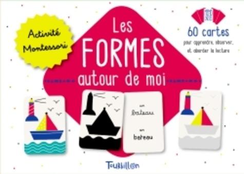 Steffie Brocoli - Les formes autour de moi - Activité Montessori, 60 cartes.