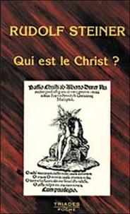 Steiner - Qui est le Christ ? - Six conférences, [1911-1924.