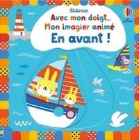 Stella Baggot - Mon imagier animé En avant !.