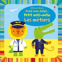 Stella Baggot - Petit méli-mélo - Les métiers.