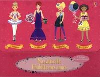 Stella Baggott - Ma valisette J'habille mes amies - Coffret en 4 volumes : Les danseuses ; Les actrices ; Les popstars ; Vive la fête !.