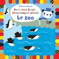 Stella Baggott - Mon imagier animé : Le zoo.