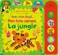 Stella Baggott - Mon livre sonore La jungle.