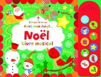 Stella Baggott - Noël - Livre musical.