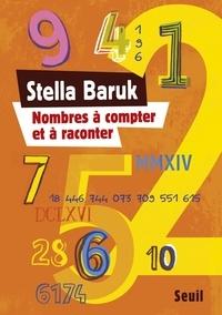 Stella Baruk - Nombres à compter et à raconter.